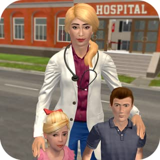 Virtual Doctor Mom Simulator Game