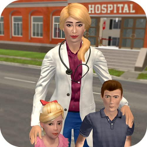 Jogo Virtual Doctor Mom Simulator