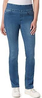 Gloria Vanderbilt Women's Amanda Pull on High Rise Jean