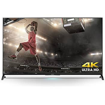 Sony XBR55X850B 55-Inch 4K Ultra HD 3D Smart LED TV (2014 Model)