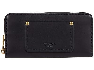 Shinola Detroit The Pocket Zip Wallet