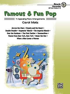 Famous & Fun Pop 5