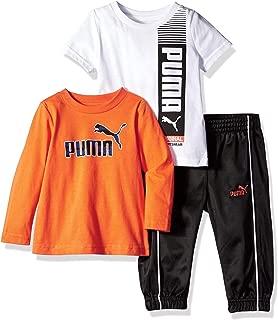 PUMA Baby Boys' Tricot Pant Set