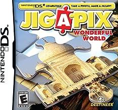 Jigapix Wonderful World - Nintendo DS