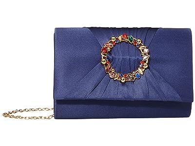 Jessica McClintock Alexis (Navy) Handbags