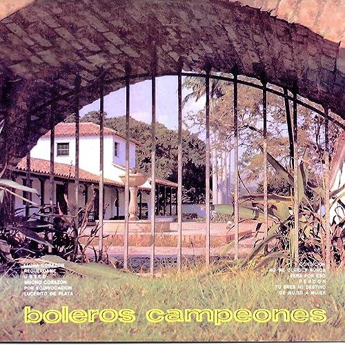 Boleros Campeones, Vol. 2