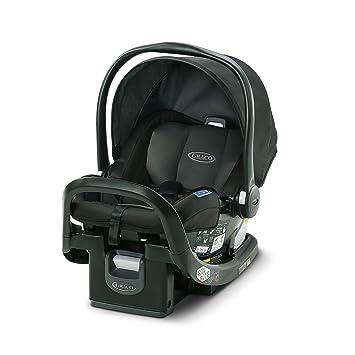 Graco SnugFit 35 Infant Car Seat | Baby Car Seat with Anti Rebound Bar, Gotham: image
