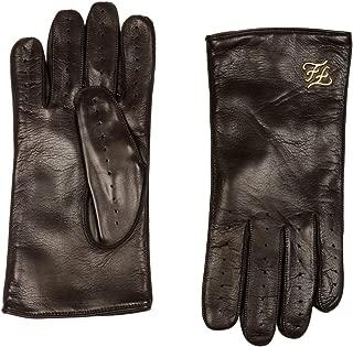 Luxury Fashion | Fendi Mens FXY021A2NSF0QD5 Brown Gloves | Fall Winter 19