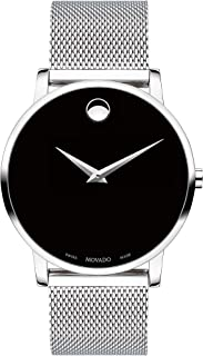 ساعة للرجال بهيكل قطره 40 ملم من موفادو، (موديل 0607219)
