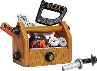BLACK+DECKER Junior 豪华工具套装,带工具箱 - 42 件工具和配件 [亚马逊*]