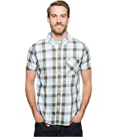 United By Blue - Short Sleeve Everett Plaid Shirt