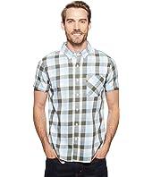 Short Sleeve Everett Plaid Shirt