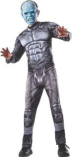 Amazing Spider-Man 2: Electro Deluxe Kids Costume