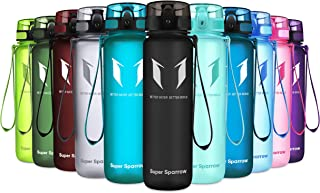 comprar comparacion Super Sparrow Botella de Agua Deportiva -350ml & 500ml & 1000ml - Sin BPA