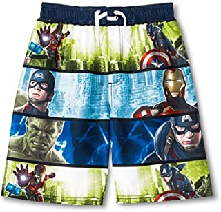 aaf4f978c4 Amazon.com: Avengers - Board Shorts / Swim: Clothing, Shoes & Jewelry
