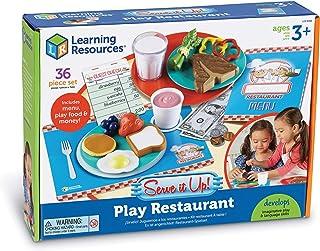منابع یادگیری آنرا خدمت کنید! بازی رستوران ، 36 قطعه