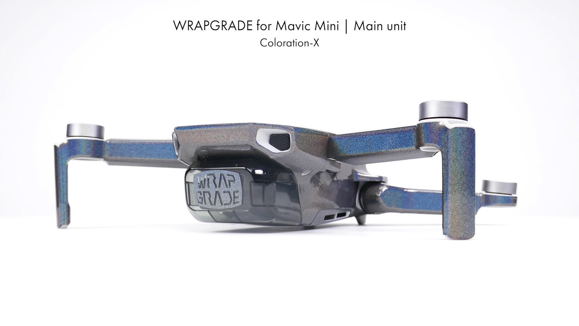 Coloration-X Wrapgrade Skin Compatible with DJI Mavic Mini