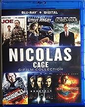 Nicolas Cage: 6-Film Collection (Bangkok Dangerous / Deadfall / Drive Angry / Joe / Knowing / Lord of War) [Blu-ray + Digital HD]