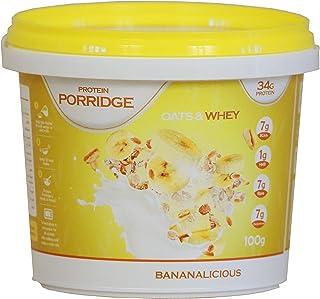 Protein Porridge 100 g Plátano