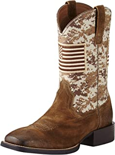 Best mens suede square toe cowboy boots Reviews