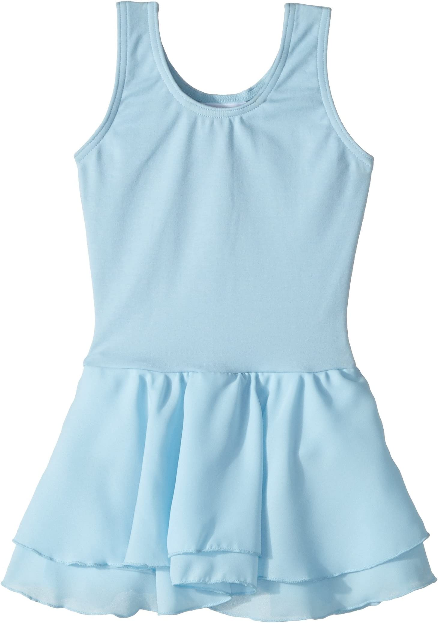 Capezio Kids Classic Double Layer Skirt Tank Dress
