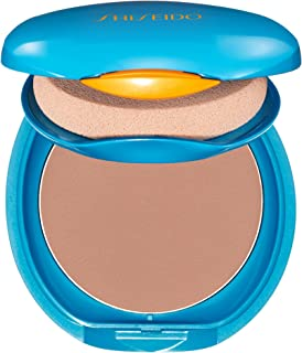 Shiseido UV Protective Compact Refill SPF 36 Foundation Broad Spectrum, Beige, Medium, 0.42 Ounce