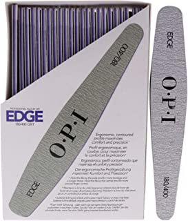 OPI Edge File - 180-400 Grit, 48 Count