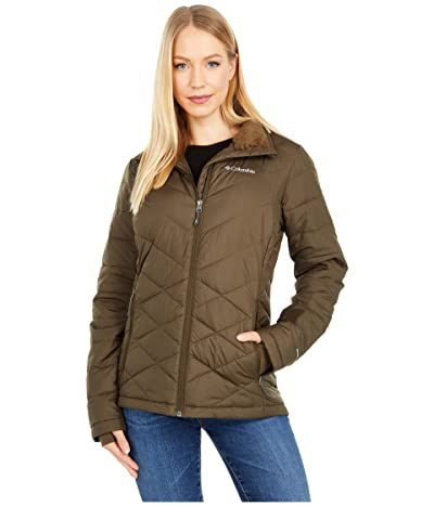 Columbia Heavenly Jacket (Olive Green) Women