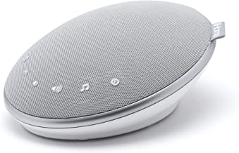 iHome Zenergy Portable White Noise Machine, Sleep Therapy Machine with Bass Enhancement, Sound Therapy and Sleep Timer, 12 Sound Modes and Breathing Coach, Sleep Easier Spa Relaxation