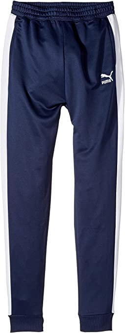 Puma Kids - T7 Poly French Terry Jogger (Big Kids)