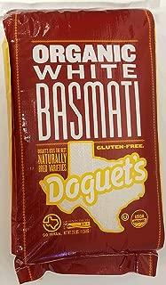 Organic White Basmati Rice - 25 lb.