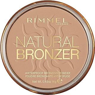 Rimmel London - Natural Bronzer Waterproof Bronzing Powder , Sun Shine - 020