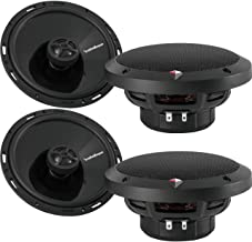 """$199 » Sponsored Ad - 2 Pairs of Rockford Fosgate Punch P1650 220W Max (110W Rms) 6.5"""" 2-Way P1 Punch Series Coaxial Speakers W/P..."""