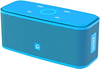 Bluetooth Speaker DOSS SoundBox, Portable Wireless Bluetooth 4.0 Touch Speakers with 12W HD Sound and Bold Bass, Handsfree...