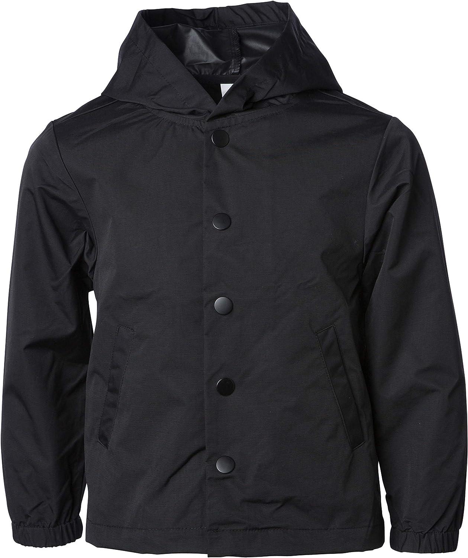 Global Tucson Mall Blank Luxury Kids Raincoat Jacket Windbreaker Hooded Waterproof