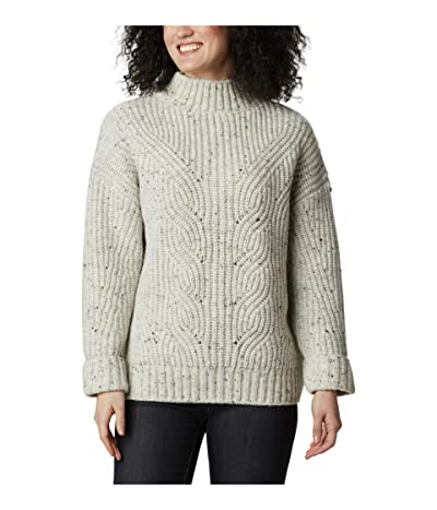 Columbia Pine Streettm Sweater (Chalk) Women
