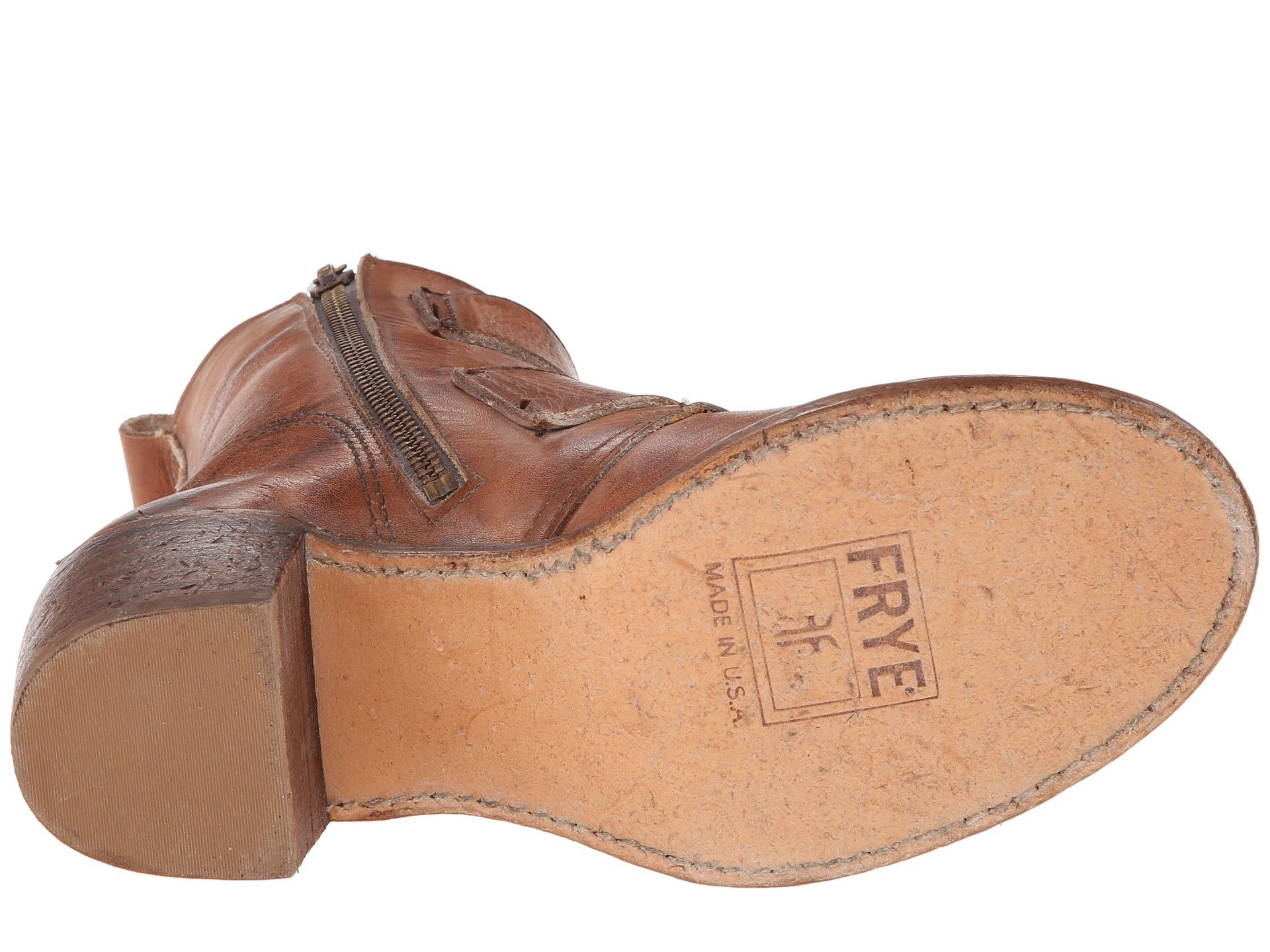 Frye Sabrina Double Buckle At 6pm