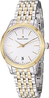 Women's LC1026-PVY13130 Les Classiques Silver Dial Two Tone Bracelet Watch