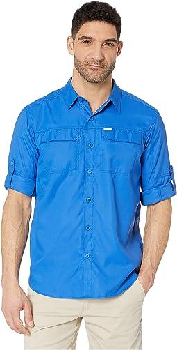 Silver Ridge 2.0 Plaid Long Sleeve Shirt