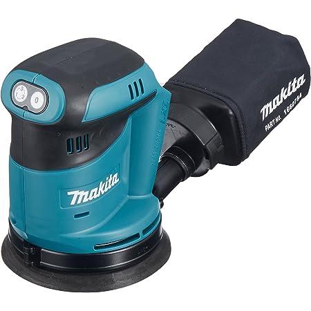 マキタ(Makita) 充電式ランダムオービットサンダ 18V (本体のみ/バッテリー・充電器別売) ペーパー寸法 125mm BO180DZ