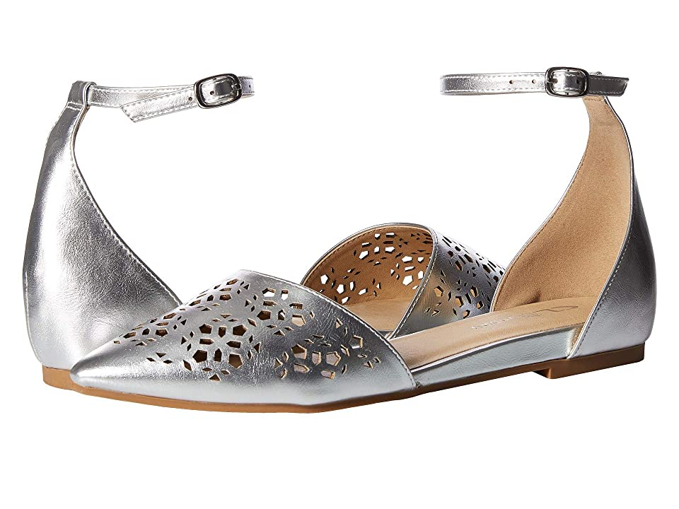 CL By Laundry Hello (Silver Metallic) Women