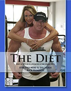 The Diet: Nutrition is 90% of it. Exercise is the other 50%!