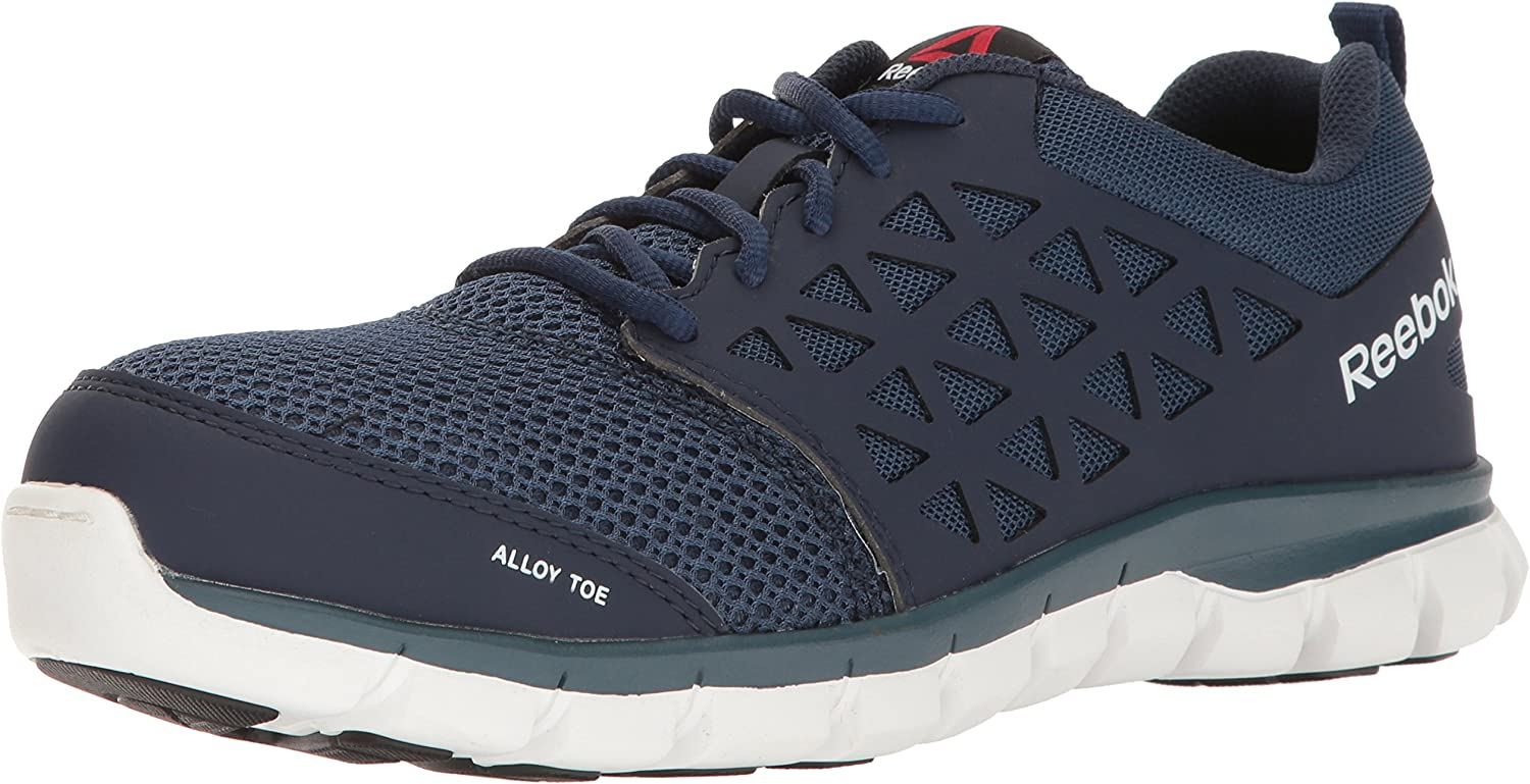 Reebok Work s Sublit Work RB4443 Industrial and Construction Construction Construction skor  blixtnedslag