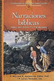 Narraciones Baiblicas (Estudio Biblico Catolico De Libros Liguori) (Spanish Edition)