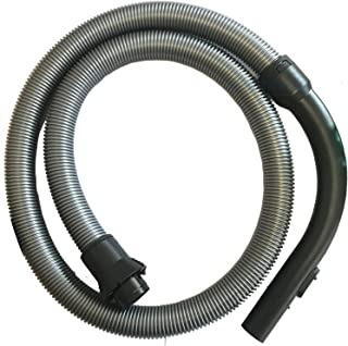 TUBO flessibile supporto nero plastica per aspirapolvere