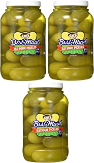 Best Maid Sour Pickles 1 Gal 18-22 count (3)