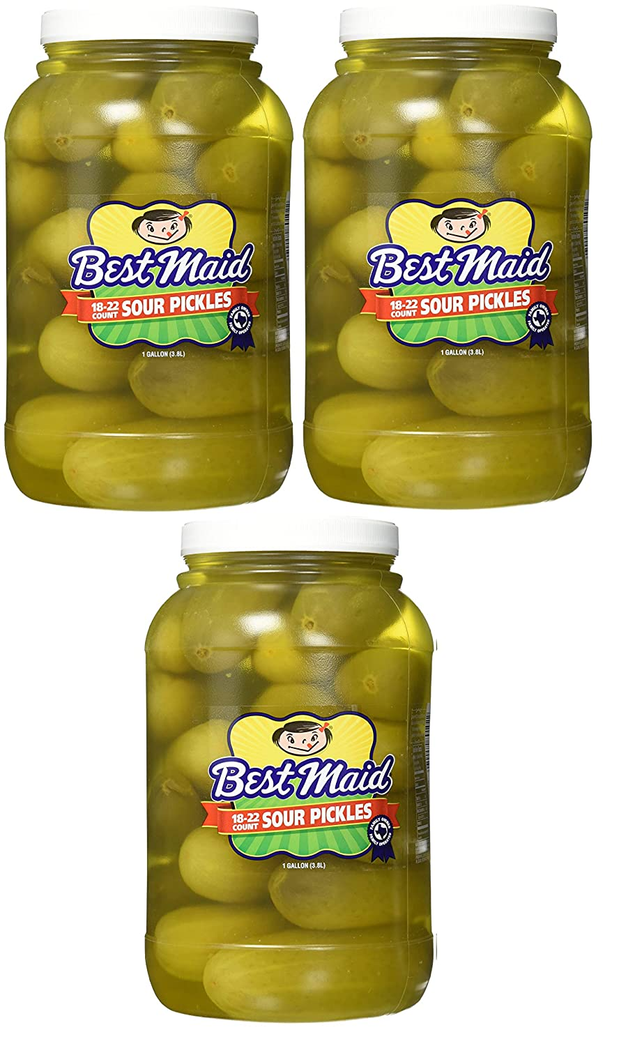 Best Maid Sour Ranking TOP4 Pickles Miami Mall 1 18-22 count Gal 3