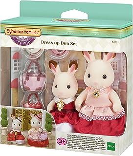 Sylvanian Families 6001 Dress Up Duo Set Figures Toy