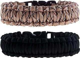 Best survival bracelet images Reviews