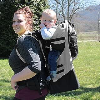 Gorilla Carriers Child Hiking Backpack Carrier (Framed Child - Toddler - Baby Carrier)